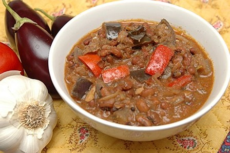 Red chori curry